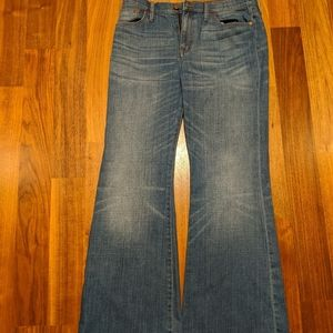 Madewell Size 32 Flare Jeans